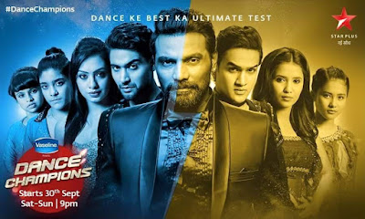 Dance Champions Season 18 November 2017 HDTVRip 480p 150mb