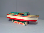 *BOAT MODELS TINPLATE*