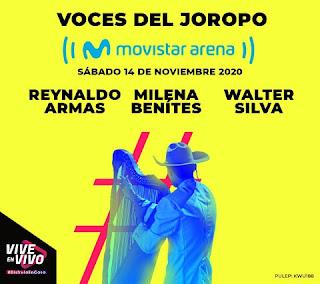 Festival VOCES DEL JOROPO 2020 en Bogotá | DIGITAL