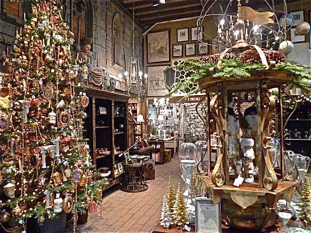 Ms. Ellaneous: Christmas Collectibles at Roger's Garden
