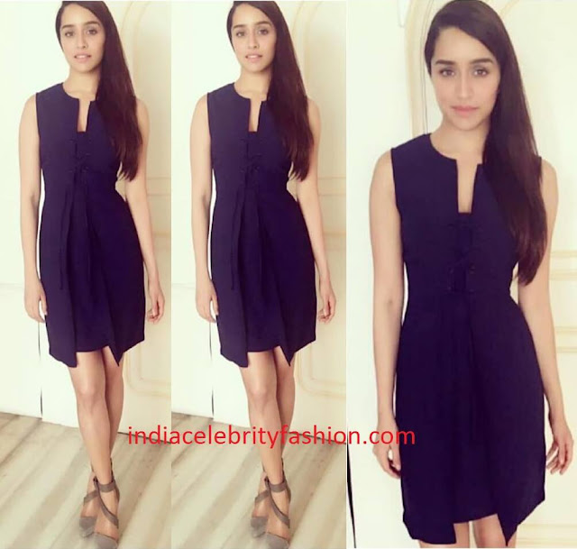 Shraddha Kapoor in Kenneth Cole