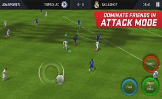 FIFA Mobile Soccer Apk Mod v10.6.00 full team for android