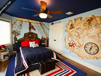 American Bedroom, Best 3 Designs for Young Boys