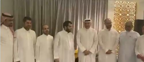 بالفيديو تركي آل الشيخ راح نسوي شيء يبهر الجميع