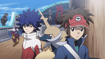 Tráiler animado 1 - Pokémon Negro 2 y Pokémon Blanco 2