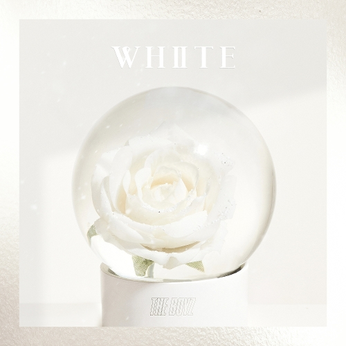 THE BOYZ – THE BOYZ Special Single 'White'