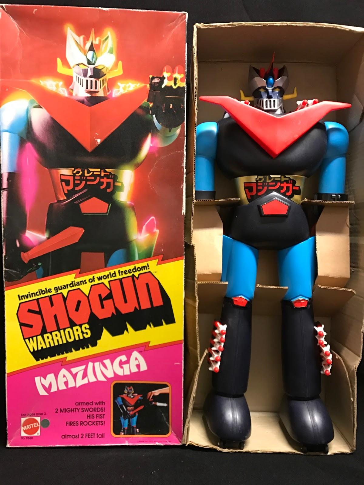 REPRO Great Mazinger Mazinga Shogun Warrior Jumbo Machinder Sticker//Decal Set