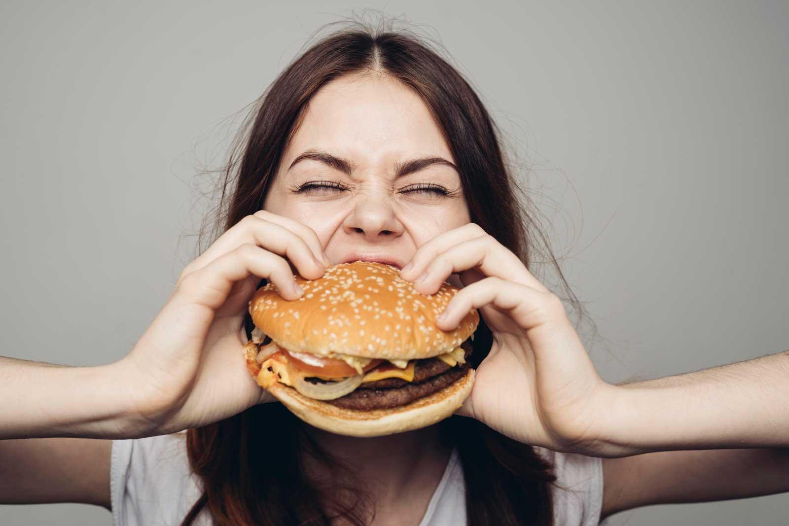 Motifs pour lesquelles vous avez faim tout le temps