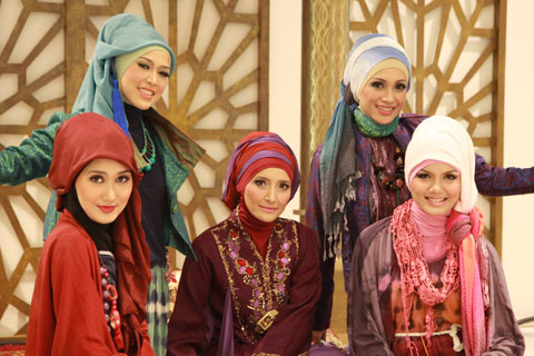 Indonesia Islamic Fashion Fair 2011 ~ Muslims Complete Gallery