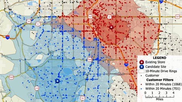 Sejarah, Konsep Dasar Sistem Informasi Geografi (SIG)