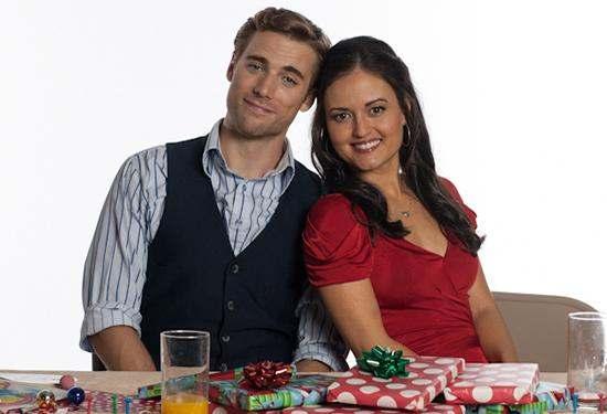 enchanted christmas hallmark cast