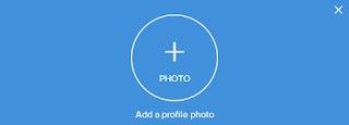 menambahkan foto profl instagram