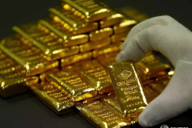El oro continua subiendo