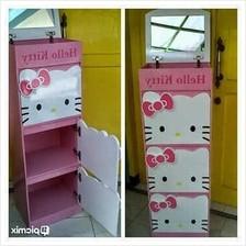 Gambar Lemari Hello Kitty 2