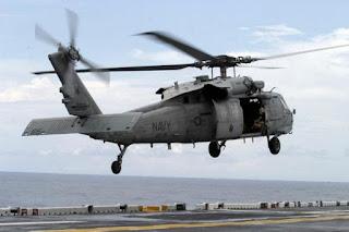 helikopter Angkatan Laut MH-60