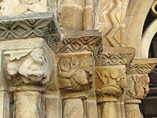 Iglesia de santa María de la Oliva; Villaviciosa; Asturias
