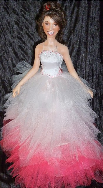 muñeca de quince años