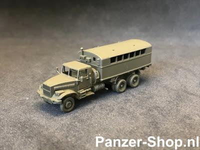KrAZ 257 Koffer