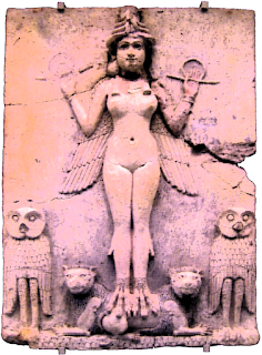 Ishtar, Scarlet Woman: Queen of Heaven, Earth, the Seas and the Underworld