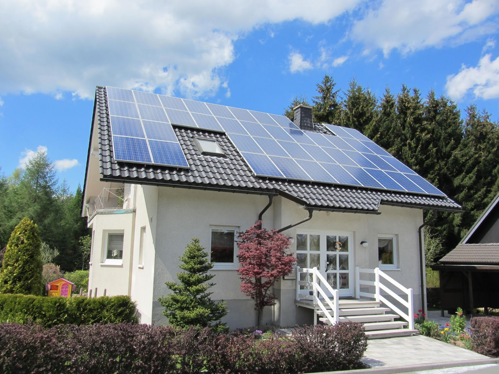 House Solar Power System How To Solar Power Your Home