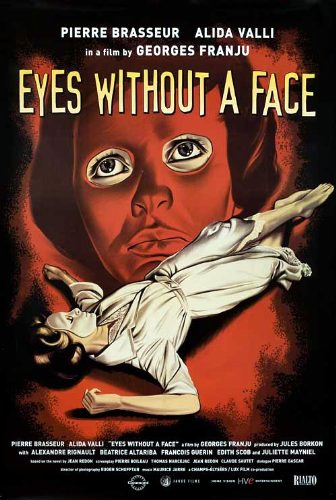 Review Film: Eyes Without a Face / Les Yeux Sans Visage (1960)