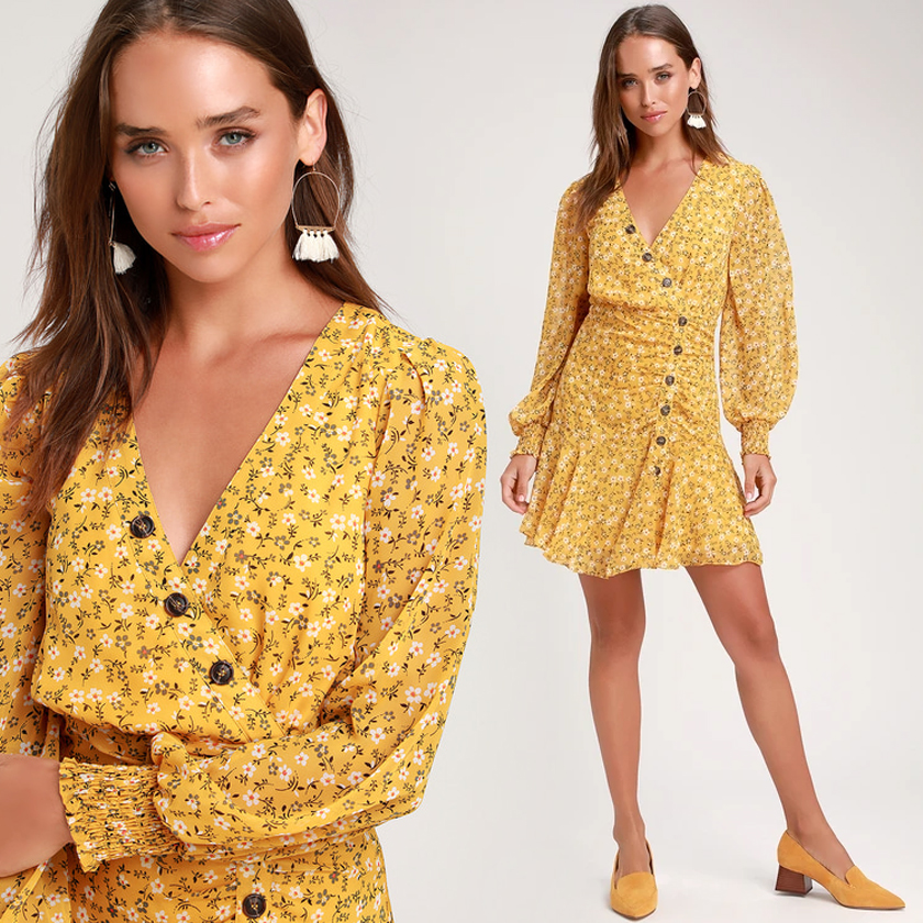http://www.pntra.com/t/S0BMQ0VDQERMR0VDTEBLSUdESg?url=https%3A%2F%2Fwww.lulus.com%2Fproducts%2Fdianella-yellow-floral-print-long-sleeve-dress%2F740202.html