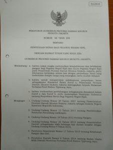Gubernur DKI Paksa PNS Pemda Beli Beras di Alfamart