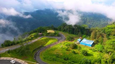 Gunung Raya Tempat menarik di Langkawi untuk dilawati