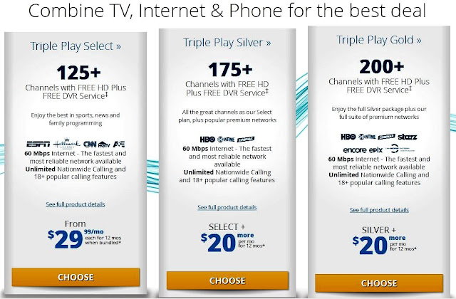 Business internet plans