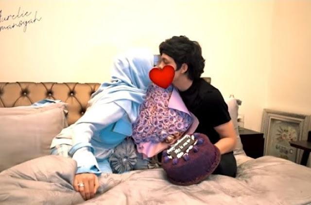 Kena Tegur KPAI Malah Ngelunjak! Atta-Aurel Makin Vulgar Bikin Konten sampai Adegan Ciuman