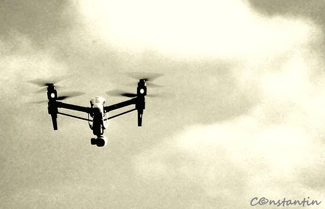 fotografie cu drona