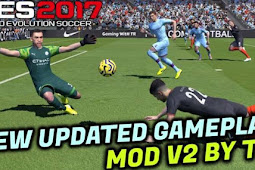 New Updated Gameplay Patch V2 For - PES 2017