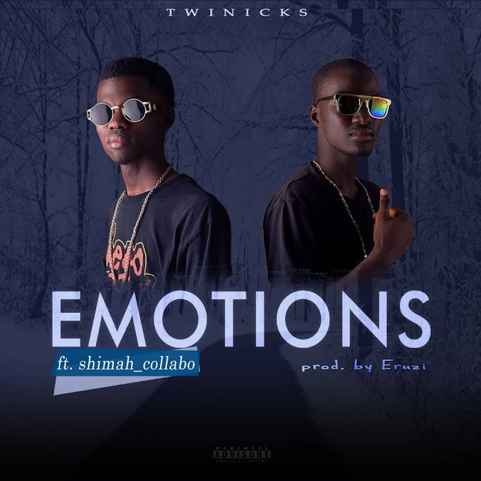MUSIC: TWINICKS X SHIMAH EMOTIONS [NAIJAHITVIBES]