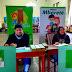 El Intendente C.P.N. Miguel A. Olivieri informa que en el salón municipal se está realizando la entrega de las tarjetas social de la Dpec