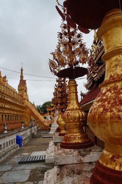 Pagoda Shwezigon di Bagan