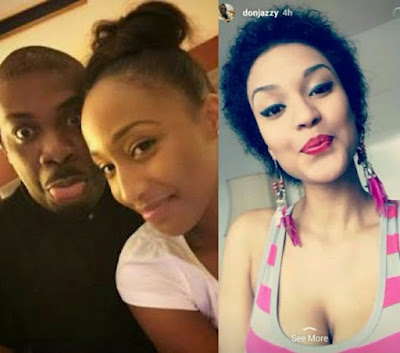 Don Jazzy Shows Off His Beautiful Girlfriend (See Photos)