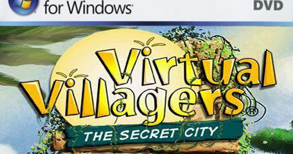 Virtual Villagers 3: The Secret City Free Download - Game Maza