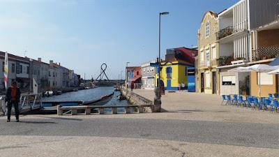 Casas de colores barrio del Mar
