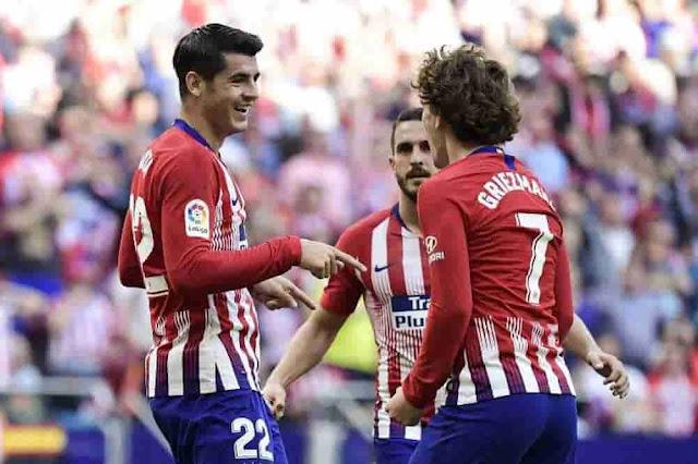 مشاهدة مباراة اتلتيكو مدريد ومايوركا