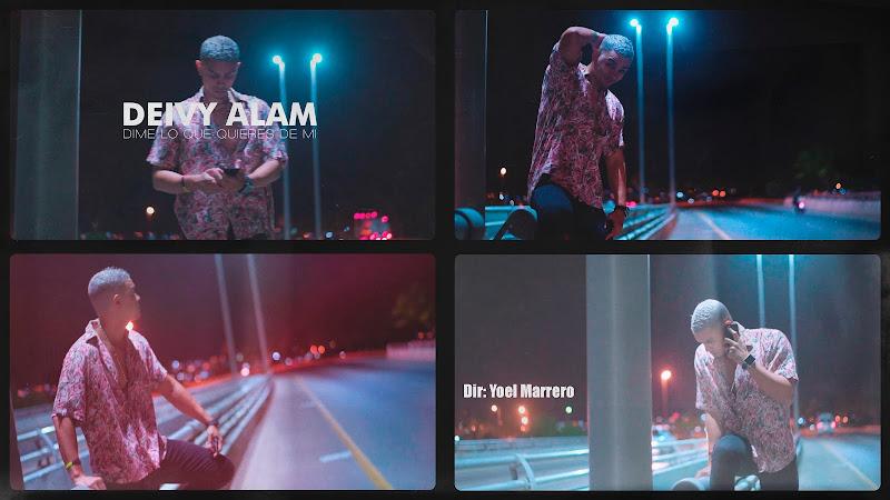Deivy Alam - ¨Dime lo que quieres de mi¨ - Videoclip - Director: Yoel Marrero. Portal Del Vídeo Clip Cubano