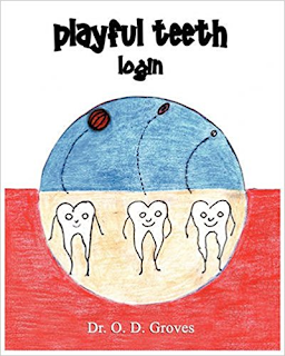 Cover of Playful Teeth by Dr. O.D. Groves