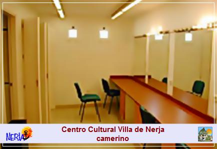 Camerino del Centro Cultural Villa de Nerja