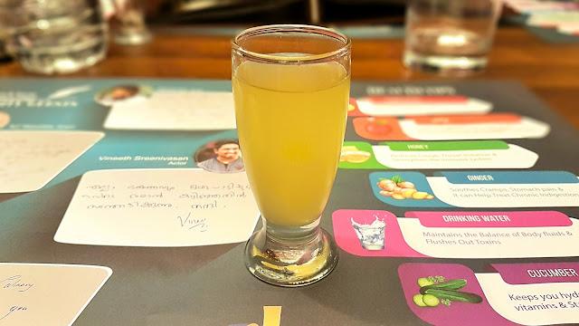Welcome Drink - Calicut Live, Salmiya, Kuwait