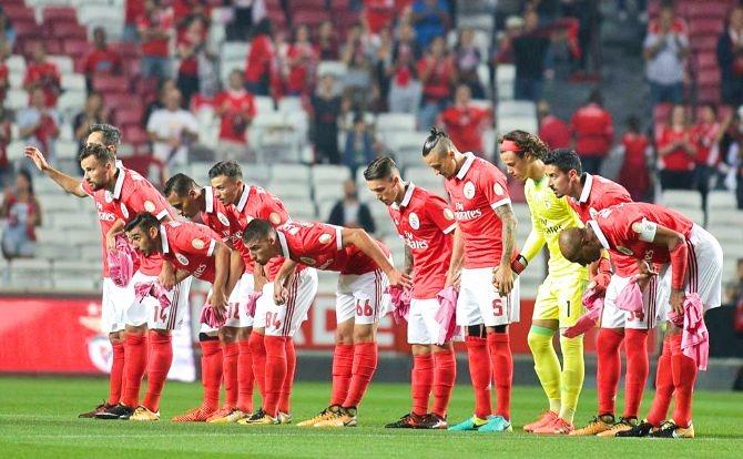 Futebol Benfica Rúben Dias