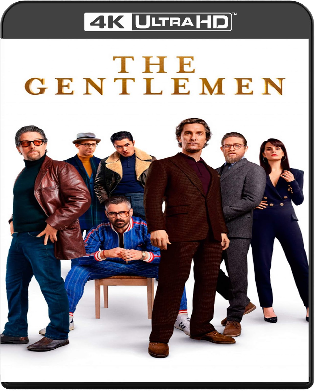 The Gentlemen [2020] [UHD] [2160p] [Subtitulado]