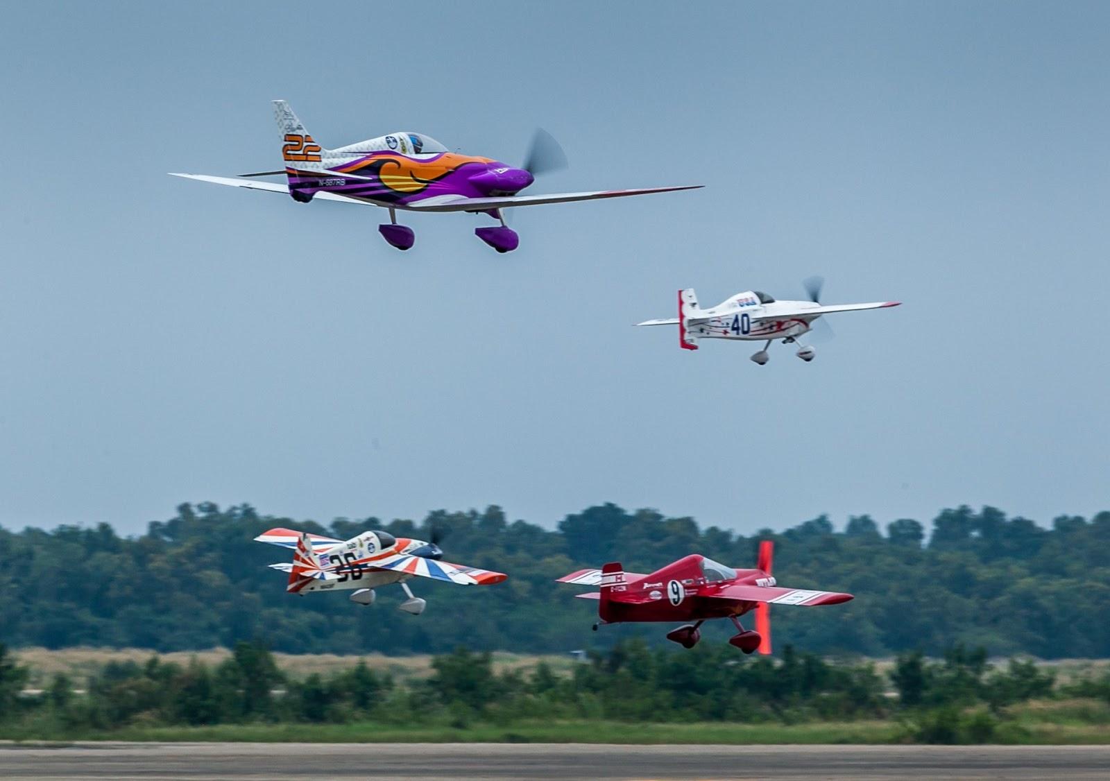 aviones Air Race