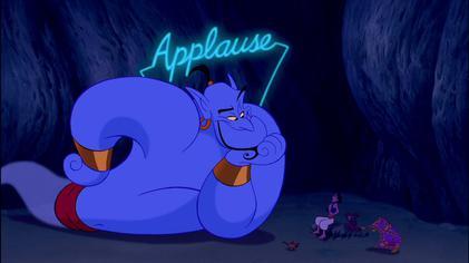Aladdin Músicas curiosidades