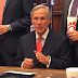 """This governor surrounded himself with Chick-fil-A when he signed an anti-LGBTQ bill - """"Discrimination is not tolerated in Texas,"""" the governor said. Discrimination against LGBTQ people, though, is perfectly legal."""