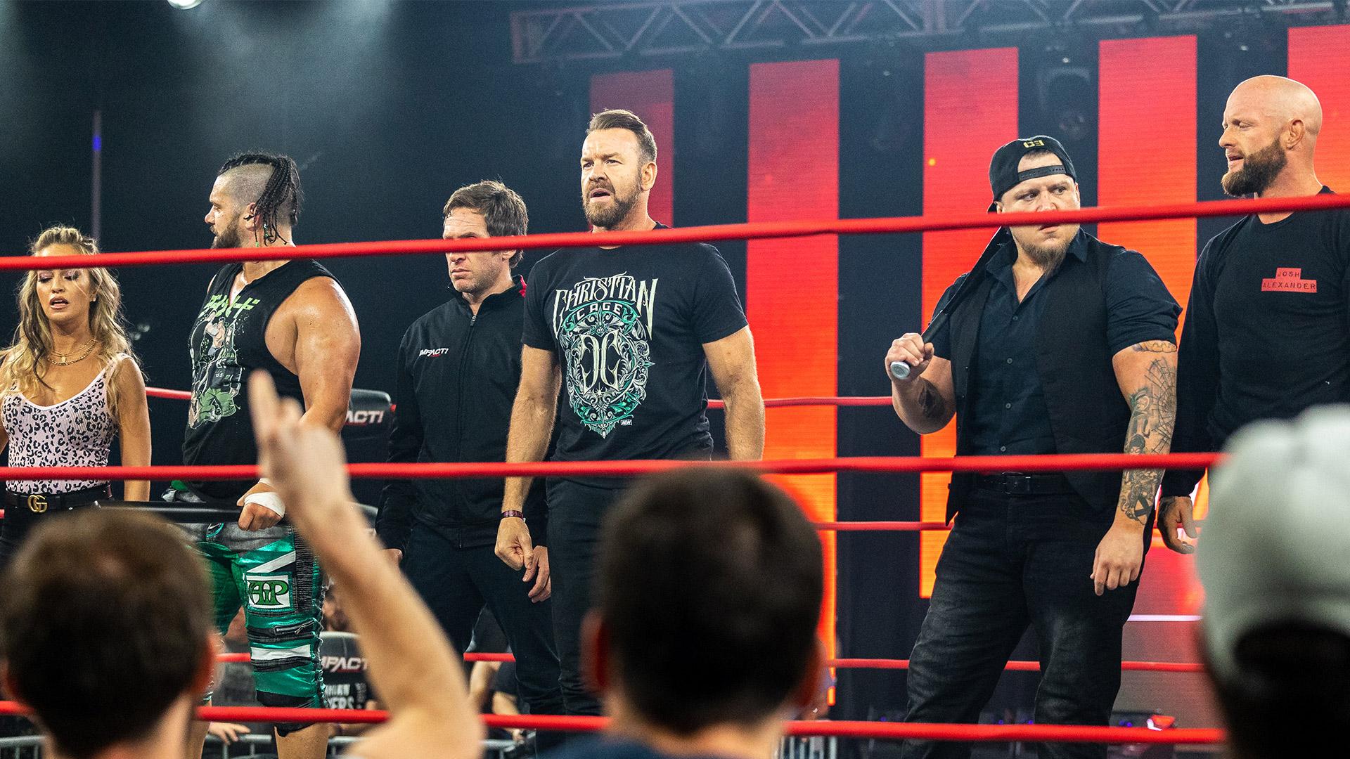 Cobertura: IMPACT Wrestling (09/09/2021) – Reunião!