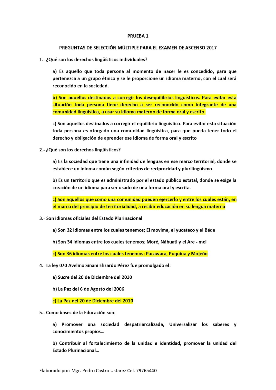 Ascenso De Categoria Bolivia 2019
